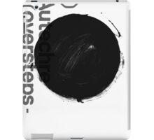 Autechre - Oversteps iPad Case/Skin