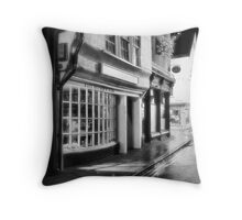 Light of the herb in infrared Throw Pillow