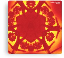 Boards Of Canada - Geogaddi Canvas Print