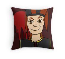 Hello Listener! Throw Pillow