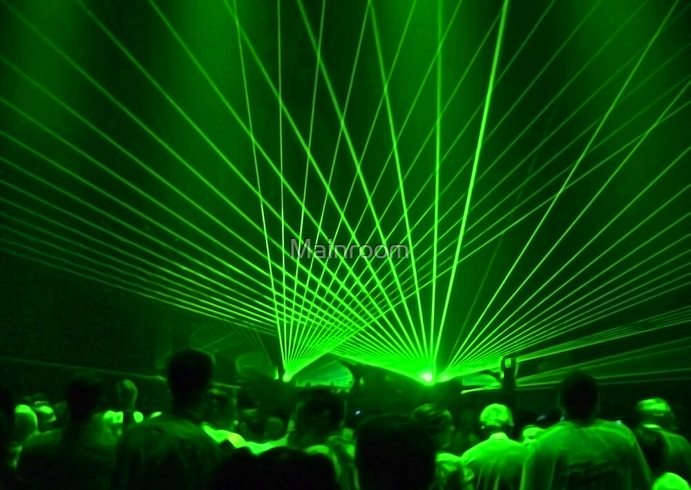 Global Lasers by Mainroom