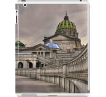 Pennsylvania State Capital iPad Case/Skin