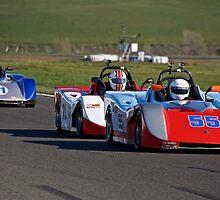 SCCA SRF Racing Event 1 by DaveKoontz