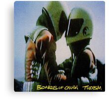 Boards Of Canada - Twoism Canvas Print