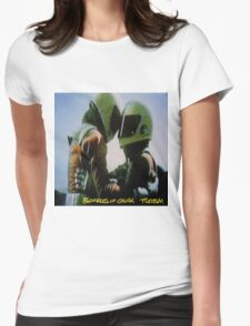 Boards Of Canada - Twoism Womens Fitted T-Shirt