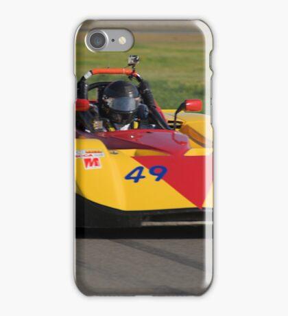 SCCA Racecar SRF3 49 iPhone Case/Skin