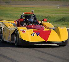 SCCA Racecar SRF3 49 by DaveKoontz