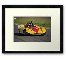 SCCA Racecar SRF3 49 Framed Print