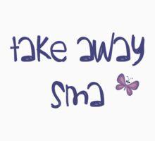 Take it Away One Piece - Long Sleeve