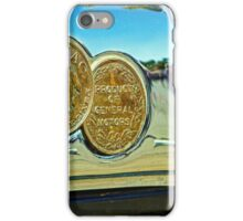Chief of the Sixes iPhone Case/Skin