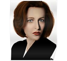 Scully Poster