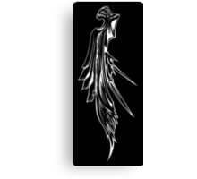 Sephiroth's wing Canvas Print