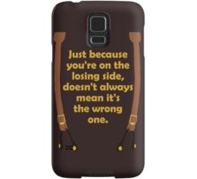 Winners and Losers Samsung Galaxy Case/Skin
