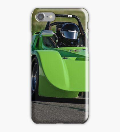 SCCA Racecar SRF 39 iPhone Case/Skin
