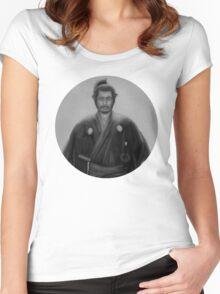 Yojimbo Women's Fitted Scoop T-Shirt