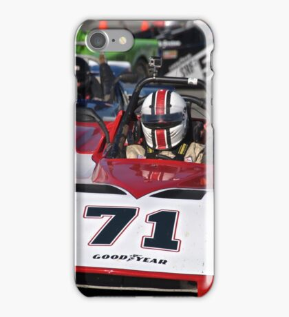 SCCA SRF Racing Event 3 iPhone Case/Skin