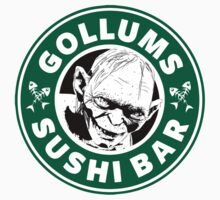 Gollums Sushi Bar One Piece - Long Sleeve