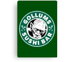 Gollums Sushi Bar Canvas Print