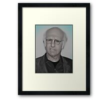 Larry Framed Print