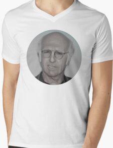 Larry Mens V-Neck T-Shirt