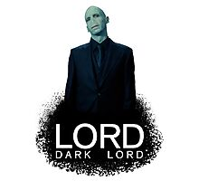 Dark Lord Brand Photographic Print