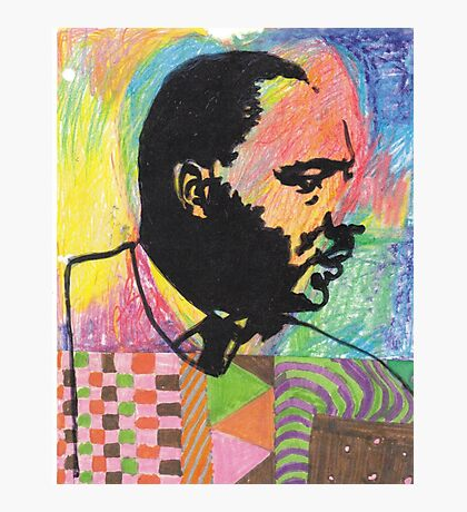 MARTIN LUTHER KING Photographic Print