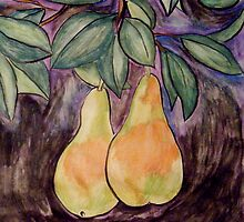 Pears by Alexandra Felgate