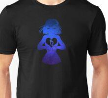 Cosmic Saturn v2 Unisex T-Shirt