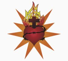 Sacred Heart (large) by Sayraphim