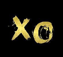 XO Gold Black by DigitNow