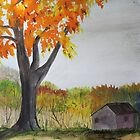 Autumn Edge by Jack G Brauer