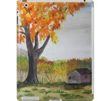 Autumn Edge iPad Case/Skin