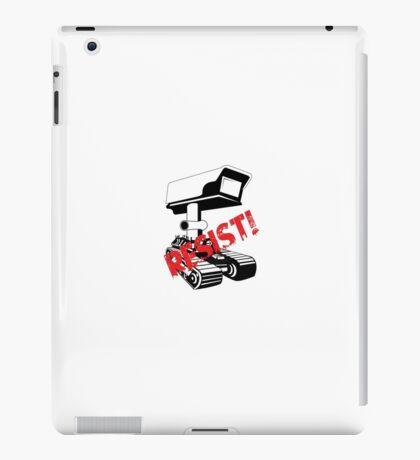 Resist Surveillance iPad Case/Skin
