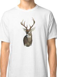 Triangle Deer Head Classic T-Shirt