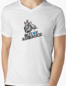 Gulla Gang  Mens V-Neck T-Shirt