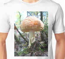 Fat Cap Mushroom Unisex T-Shirt