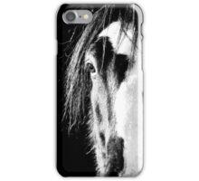 Patient Horse iPhone Case/Skin