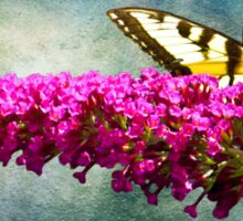 Eastern Yellow Swallowtail Sticker