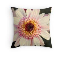 Flower Jam Throw Pillow