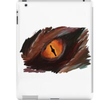 Smaug Eye - The Hobbit iPad Case/Skin