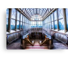 Yorkdale Subway Station Canvas Print