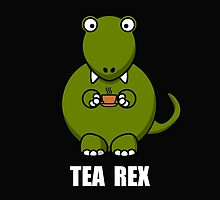 Tea Rex Dinosaur 2 by AmazingMart