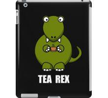 Tea Rex Dinosaur 2 iPad Case/Skin