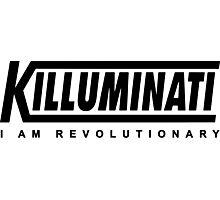 Killuminati Blade Photographic Print