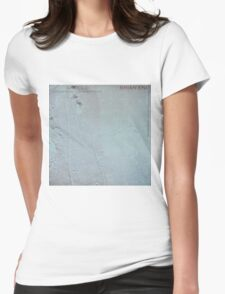 Brian Eno - Apollo: Atmospheres & Soundtracks Womens Fitted T-Shirt