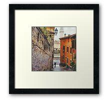 Verona, Italy Framed Print