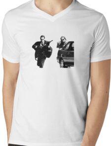 Heat - Heist Mens V-Neck T-Shirt