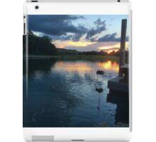 Dock Side iPad Case/Skin
