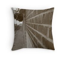 Pathway To Tomorrow Throw Pillow