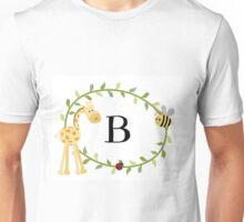 Nursery Letters B Unisex T-Shirt